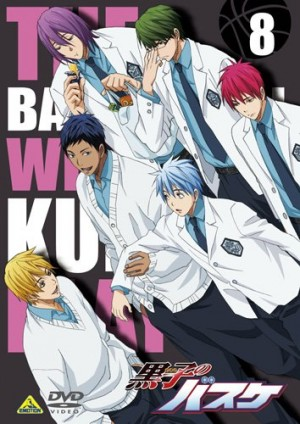 Kuroko no Basket Yaoi/BL Moments, Season One Second Dish in Slash Scene Series