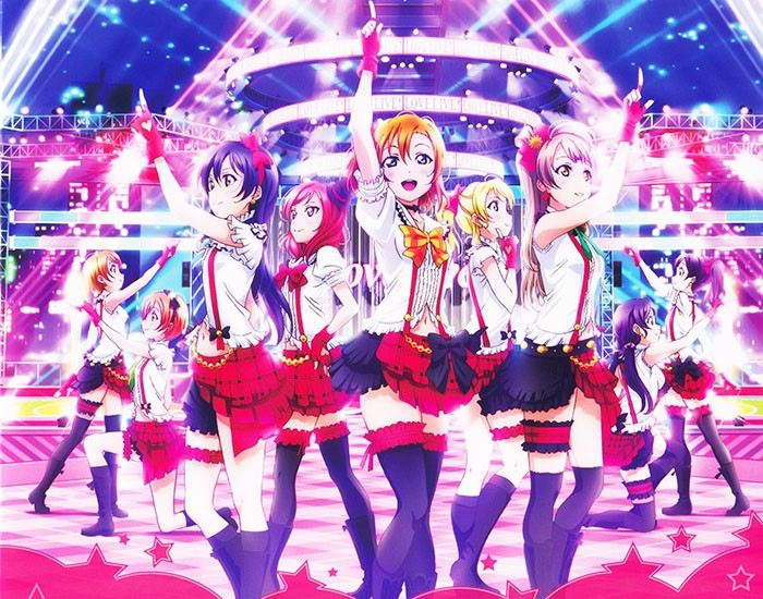 Love Live! School Idol Project wallpaper