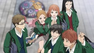Romance and Shoujo Anime Summer 2016 - Love at First Sight? Life Expectations?