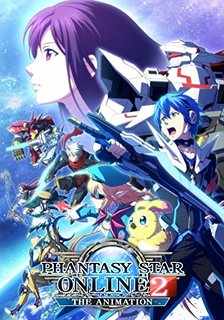 Phantasy Star Online 2 The Animation 4