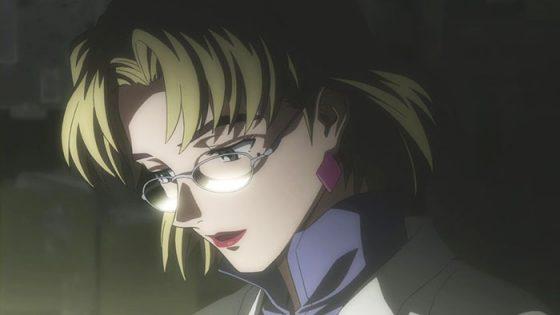 Ritsuko Akagi Neon Genesis Evangelion Capture