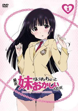 Saikin, Imouto no Yousu ga Chotto Okashiinda ga. dvd