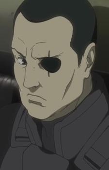 Saito Ghost in the Shell Stand Alone Complex