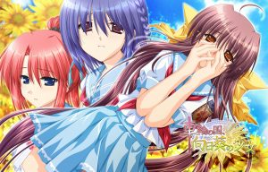 """""""Sharin-no-Kuni-The-Girl-Among-the-Sunflowers""""-560x397 Sharin no Kuni: The Girl Among the Sunflowers Visual Novel Localisation Project Fully Funded in Just 10 Days!"""