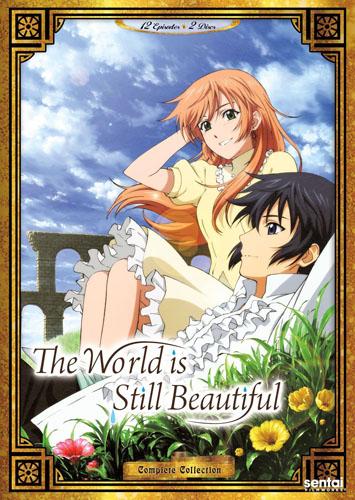 Soredemo Sekai wa Utsukushii dvd
