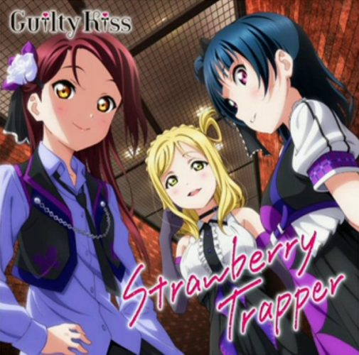 Strawberry-Trapper-Guilty-Kiss-505x500 Anime Music Mondays! Chart [06/20/2016]