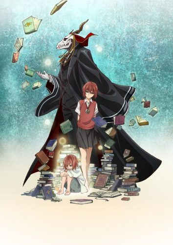 The-Ancient-Magus-Bride-Key-Visual-2-354x500 The Ancient Magus Bride Reveals PV for 2nd OVA!