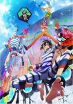 Prison Comedy The Numbers Gets New PV & OP/ED