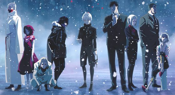 Tokyo Ghoul A wallpaper