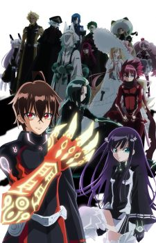 Twin Star Exorcists Key Visual 3