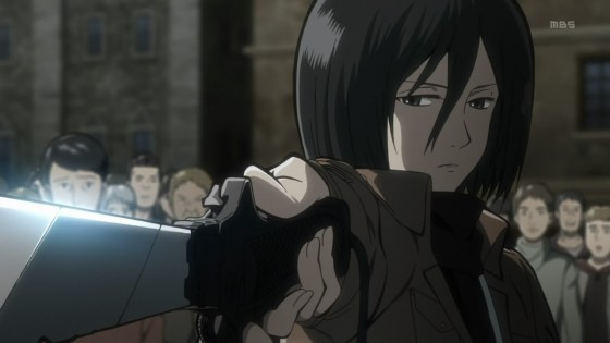 attack-on-titan-mikasa-ackerman-560x315 Top 10 Handsome Female Anime Characters [Japan Poll]
