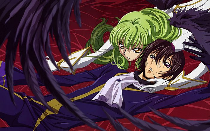 5 Lelouch Lamperouge Highlights Code Geass