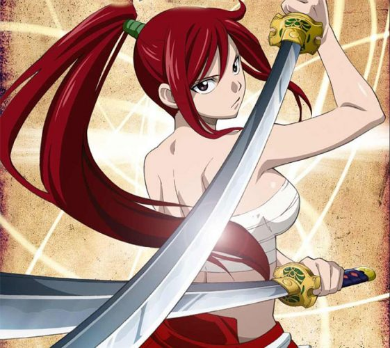 erza scarlet Fairy Tail FAIRY TAIL Wallpaper