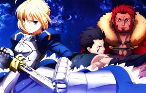 fate zero wallpaper