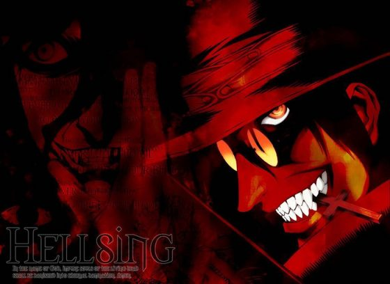 hellsing alucard wallpaper
