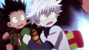 hunter x hunter shock