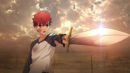 03-EP24 - emiya only2 capture Fatestay night Unlimited Blade Works