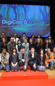 18th-DigiCon6-20160731025058-397x500 Calling All Animators From or in Asia! The 18th DigiCon6 ASIA is Coming This November!