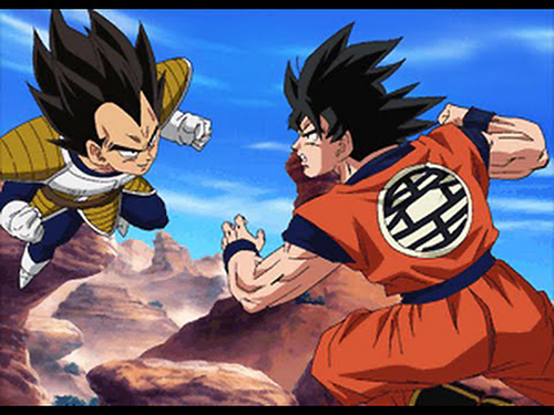 2. Dragon Ball Kai opening theme