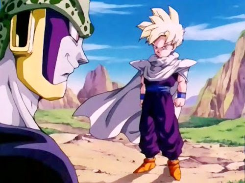 3. Dragon Ball Z episode 181