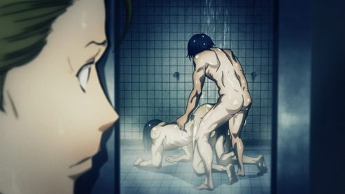 8 Prison School Capture