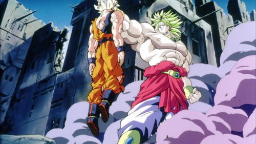 8. Broly – The Legendary Super Saiyan