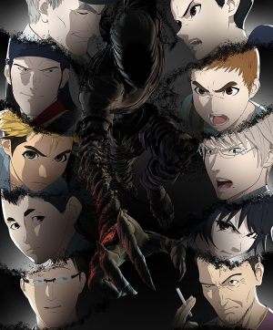 Ajin 2nd Season Key Visual 1