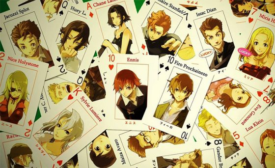 baccano-DVD-300x423 6 Anime Like Baccano! [Recommendations]