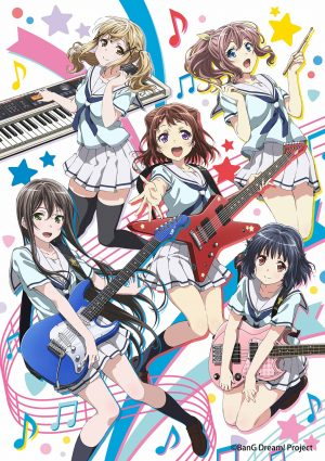 honey-surprised1 BanG Dream! Announces OVA and More!