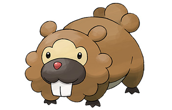 Bidoof pokemon