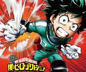 AnimeJapan-2017-My-Hero-Academia-Special-Stage5-Wallpaper Shounen Friendship: Izuku Midoriya from Boku no Hero Academia (My Hero Academia)