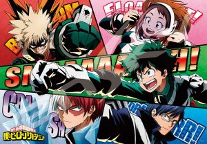 Top 10 Boku no Hero Academia Suits