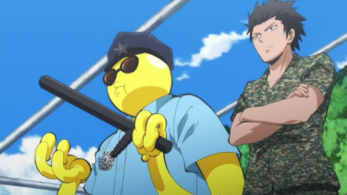 Capture Assassination Classroom 2