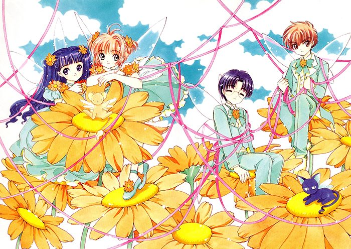 Cardcaptor Sakura wallpaper 2