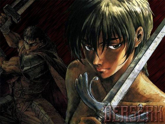 Casca Berserk wallpaper