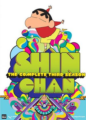 Crayon Shin-chan dvd