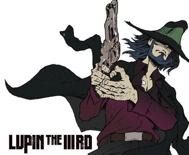 Daisuke Jigen Lupin III wallpaper