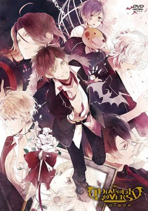 6 Animes parecidos a Diabolik Lovers