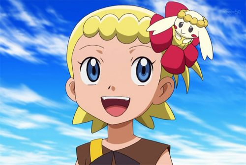 Eureka Pokemon XY capture