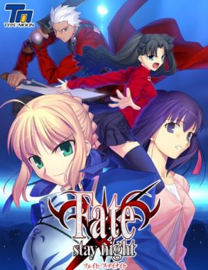 Fate Stay Night game