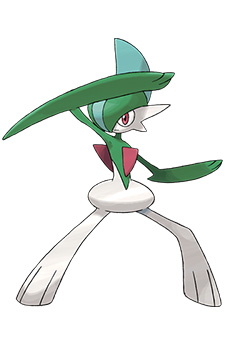 Gallade pokemon