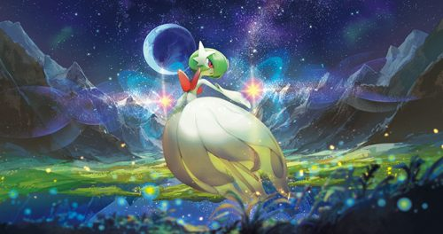 Gardevoir pokemon wallpaper