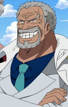 Garp Monkey D One Piece