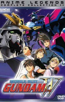 Gundam Wing dvd