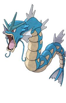 Gyarados Pokémon