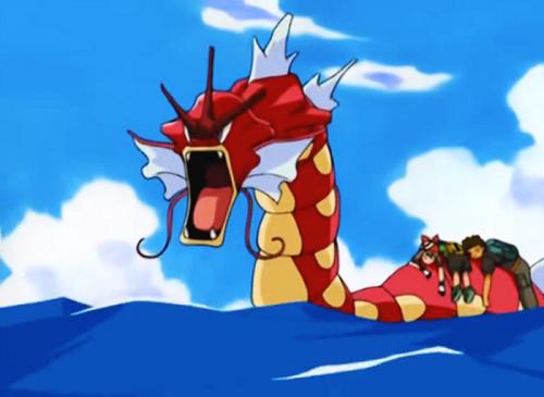 Gyarados pokemon
