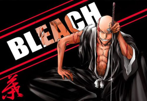Ikkaku Madarame Bleach wallpaper
