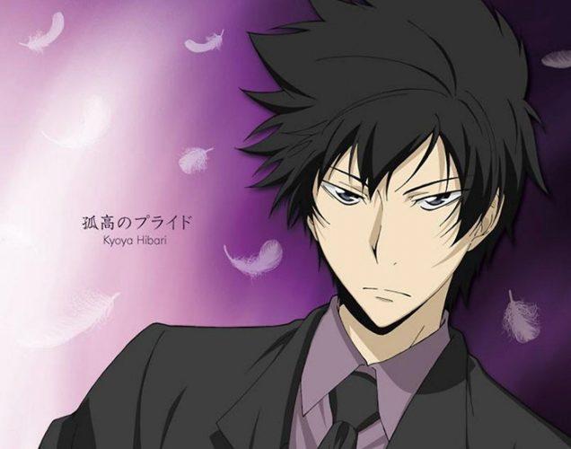 Top 10 Anime Bad Boy Best List