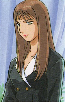 Lady Une Mobile Suit Gundam Wing