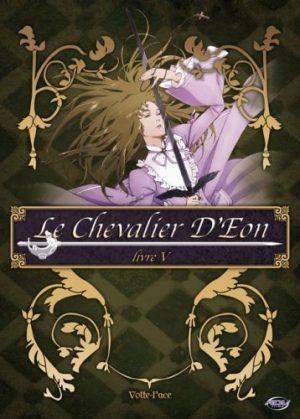 Le Chevalier D'Eon dvd